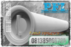HFCP High Flow Cartridge Filter PFI Indonesia  large